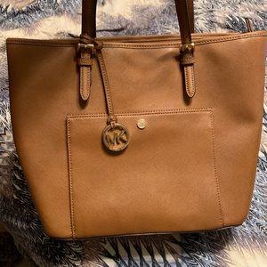 Brown mk bag